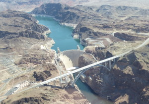 The Hoover Dam Photo: Victor Jackson