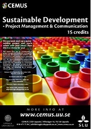 Project Management and Sustainability course at CEMUS.