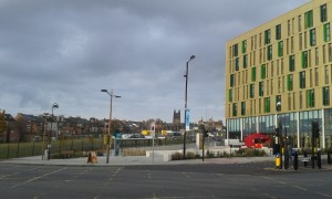 Elswick, Science Central and The Core. Photo: AnnVixen