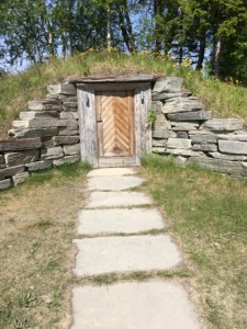 The Faviken root cellar. Photo: AnnVixen TellusThinkTank.com