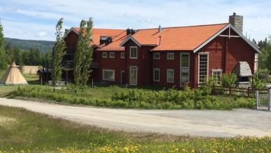 Faviken main building. Photo: AnnVixen TellusThinkTank.com