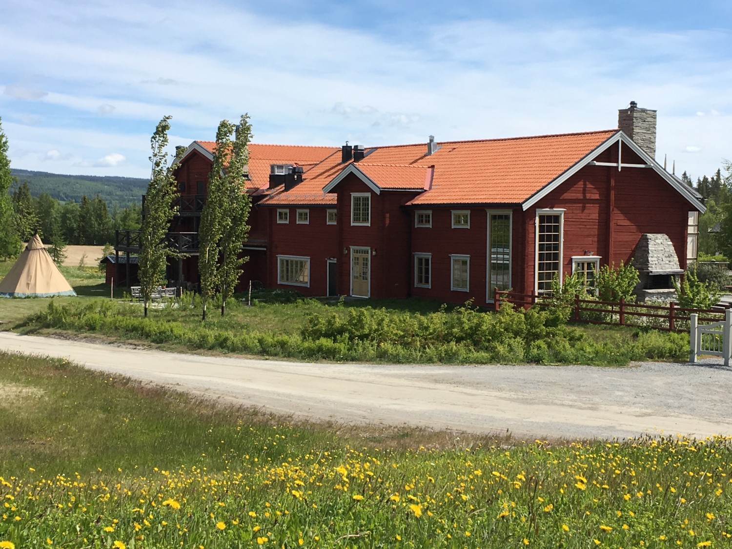 Faviken – Northern star in fine organic dining   No028