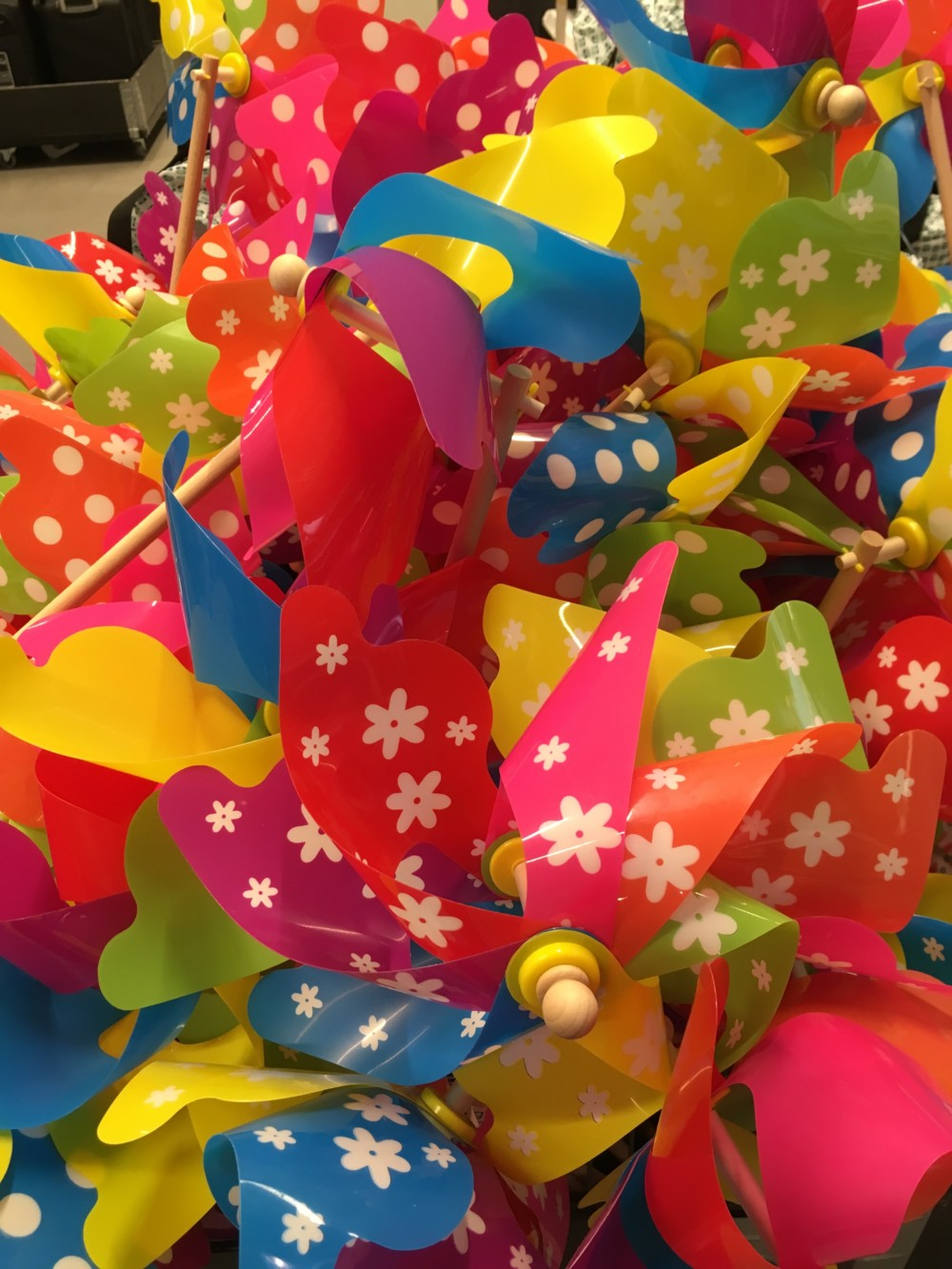 Plastic toys might hold toxic chemicals. Photo: AnnVixen