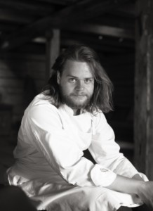 Magnus Nilsson of Swedish Fäviken. Photo: AnnVixen TellusThinkTank.com