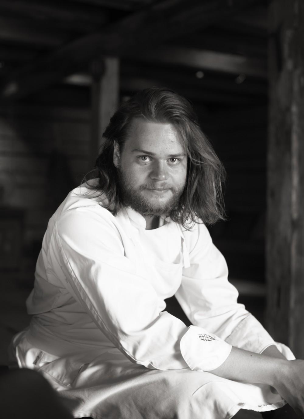 Magnus Nilsson of Swedish Fäviken. Photo: AnnVixen TellusThinkTank.com