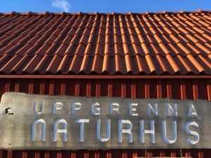 Uppgrenna Nature House Tellus Think Tank AnnVixen